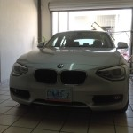 BMW Gris Destacada