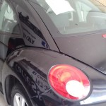 Beetle negro Destacada