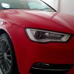 Audi A3 Rojo Destacada