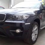 BMW X6 Negra Destacada