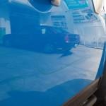 FJ Cruiser Azul Destacada