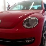 Beetle Rojo Destacada